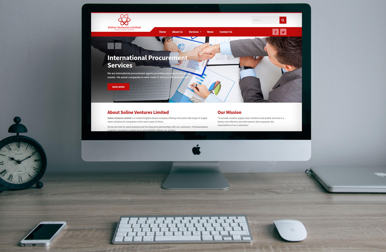 Soline Ventures Limited, UK