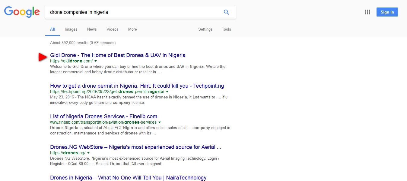 seo agency nigeria
