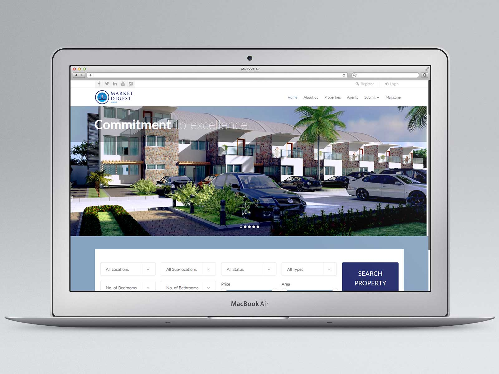 web design in nigeria