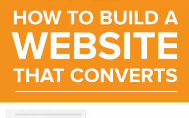 How to Build a Website that Converts: 6 Steps to a More Successful Site [Infographic]